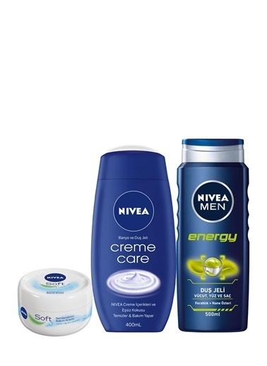 Nivea Pürüzsüzleştirici Makyaj Bazi + Make Up Expert Makyaj Temizleme Suyu 400 Ml Renkli